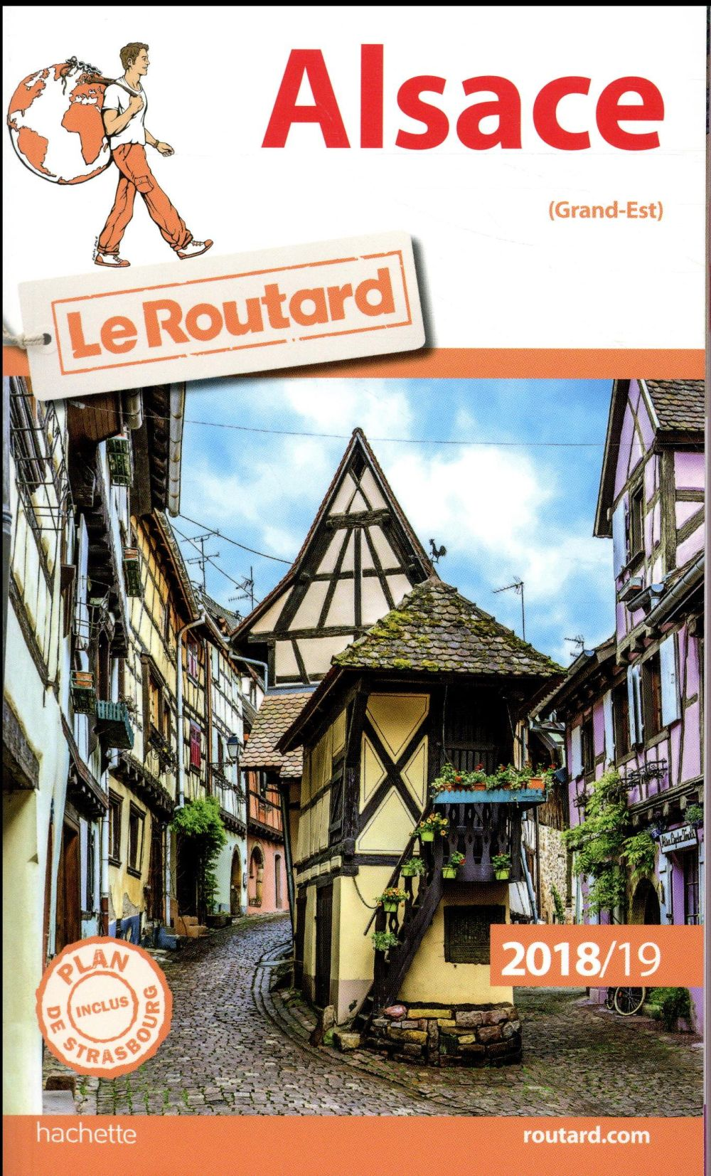 GUIDE DU ROUTARD ALSACE 201819